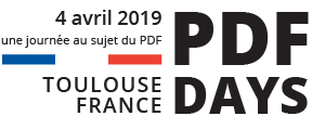 PDF Days Toulouse 2019