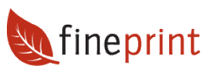 Logo Fineprint